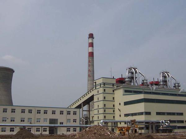 张家港热电厂防水工程