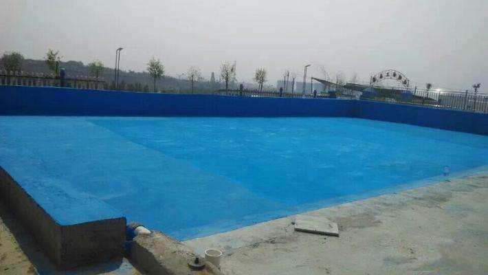 家实多家装K11做体育馆游泳池防水